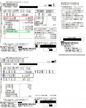 検針票(石川邸) 7月分